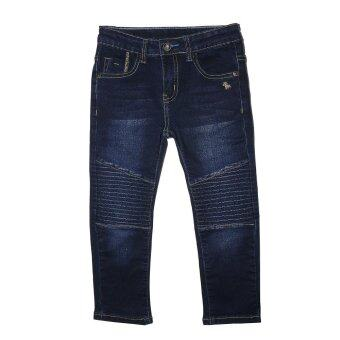 Malaysia Prices PONEY CLASSIC DENIM PANTS (NAVY BLUE)