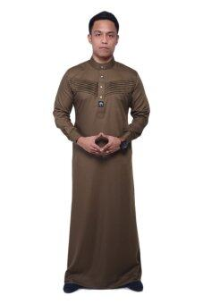 Malaysia Prices MB Man Jubah Qhalees 07 Olive Green