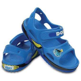 Malaysia Prices Kids' Crocband™ II Finding Dory™ Sandal Ocean