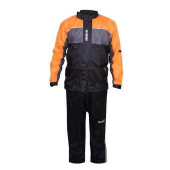 Malaysia Prices Raincoat Yamaha Rain-Suit 2017 HLY (Orange)