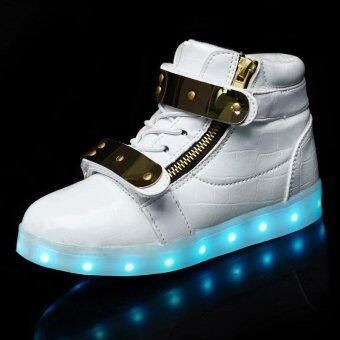 Malaysia Prices Luminous Sneakers Children Led Light Shoes Kids Boys Girls Light Up Shoes