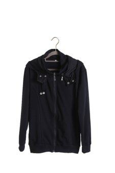 Malaysia Prices Ufosuit Tokyo Ghouls Hoody Sweater (Black)