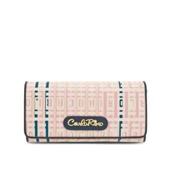 Malaysia Prices Carlo Rino 0303442-501-13 2-Fold Long Wallet