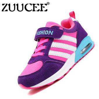Malaysia Prices ZUUCEE Girl's Fashion Casual Shoes Air-cushion Running Shoes Sport Shoes Sneaker