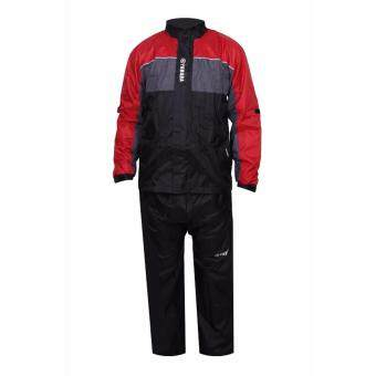 Malaysia Prices Raincoat Yamaha Rain-Suit 2017 HLY (Red)