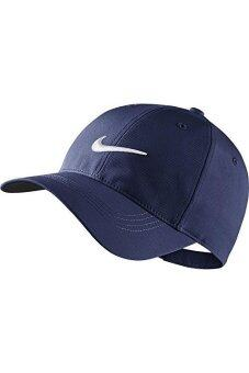 Malaysia Prices Nike Unisex Legacy 91 Tech Cap Midnight Navy/White,One Size