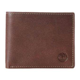 Malaysia Prices Timberland Men's Blix Leather Wallet Brown