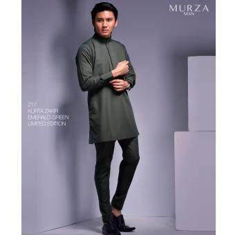 Malaysia Prices Murzaman Kurta Zakir (Emerald Green)