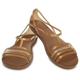 Malaysia Prices Women's Crocs Isabella Sandal(Bronze)