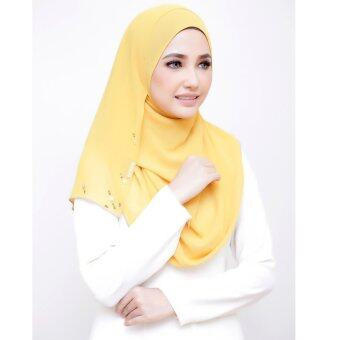 Jelitasara X Lazada Balqis Fully Instant (Golden Yellow)