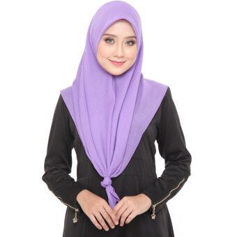Kekaboo Bawal Plain Lavender Purple