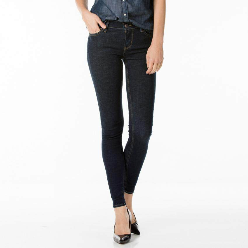levis 711 asia stitch skinny jeans lazada malaysia. Black Bedroom Furniture Sets. Home Design Ideas