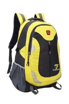 Sokano 50L FGL11 Travel Backpack- Yellow | Lazada Malaysia