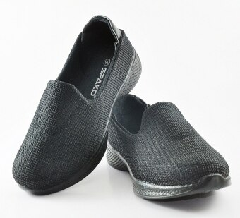 SPAKO SPORT SHOE WL17013 (BLACK)
