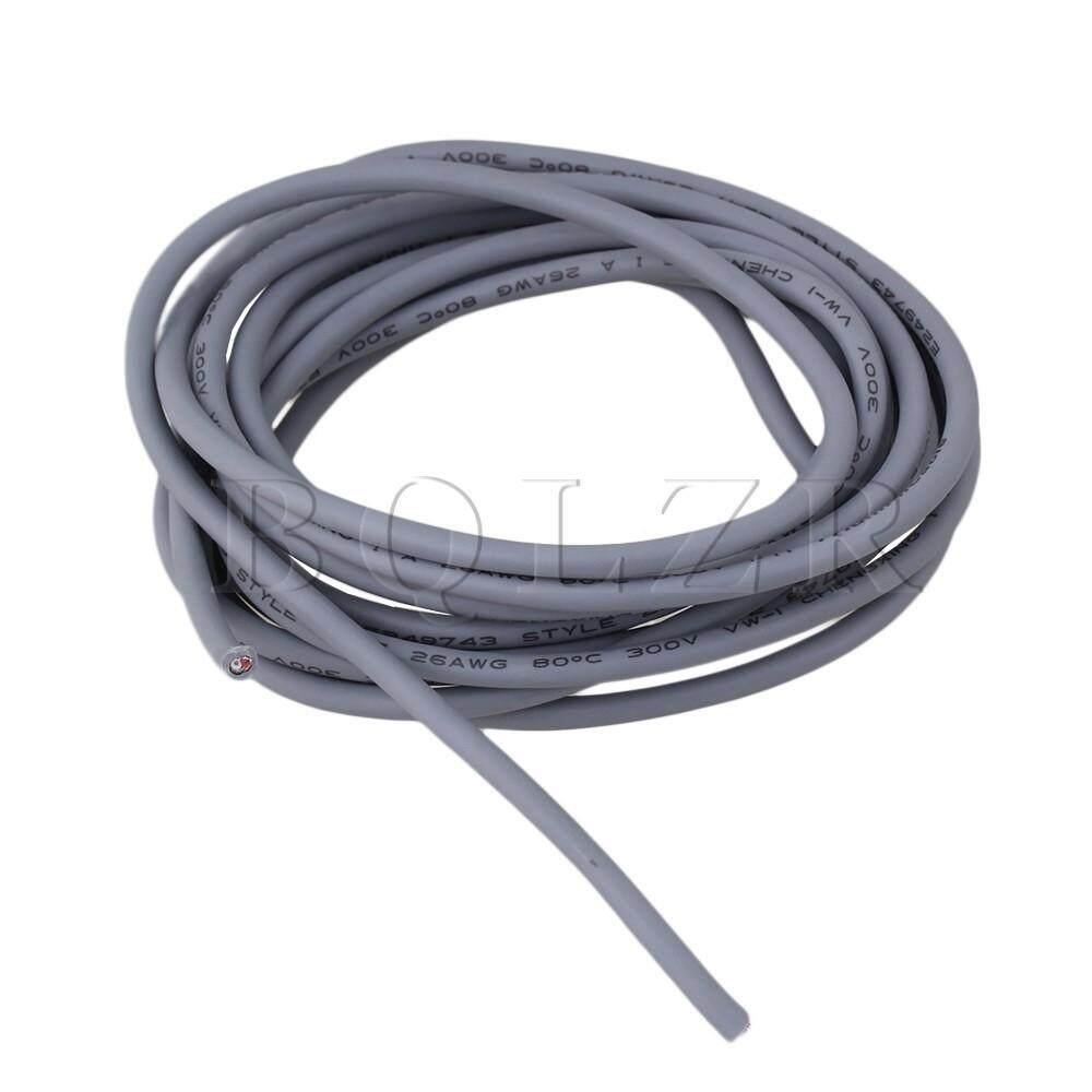 9Ft Guitar Shielded Circuit Wire Grey | Lazada Malaysia