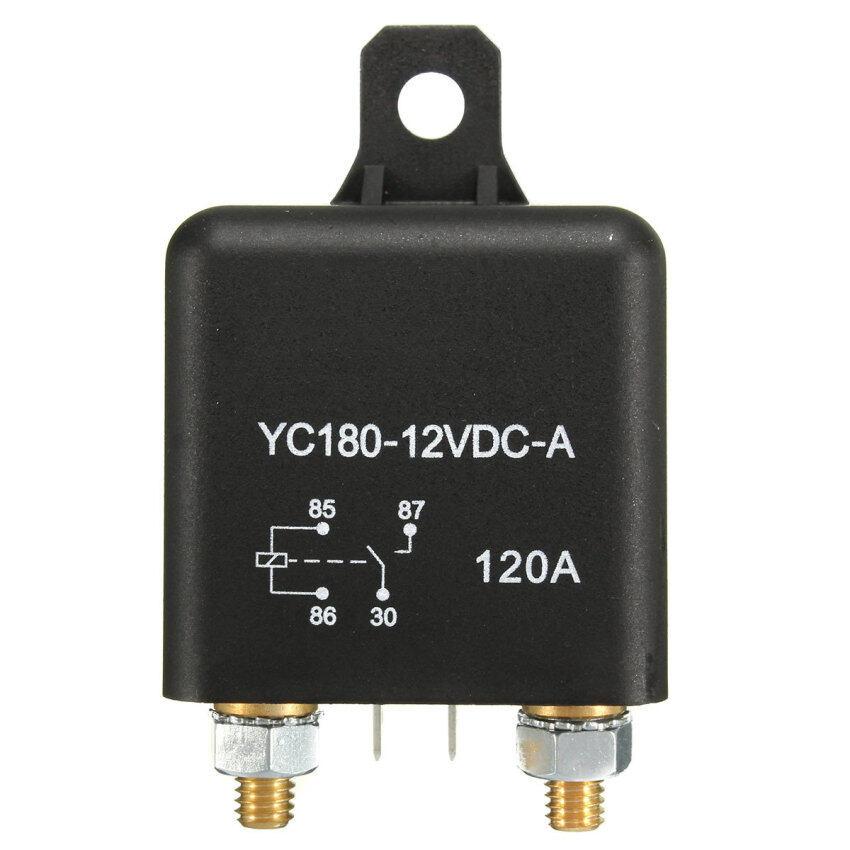 ... Cigarette Lighter Socket Splitter Charger Adapter DC 12V Source Harga Obral 5V USB. Source · Car Auto Split Charge 12V 120A ON/OFF Relay