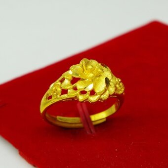 Euro coins Vietnam shakin not fade gold ring plated 24K gold ringmen and women 18K ring child imitation gold ring