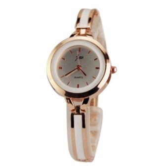 Geneva Unisex Stainless Steel Casual Business Fashion Watch 633217 Gold