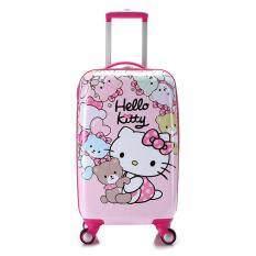 Hello Kitty Luggage price in Malaysia - Best Hello Kitty Luggage ...