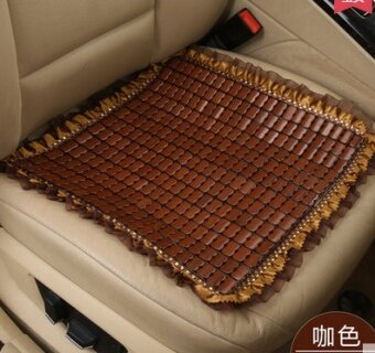 Ice silk car bread seat cover seat