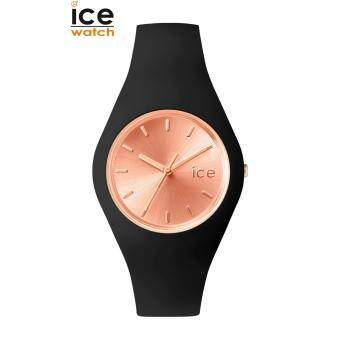 Ice-Watch-ICE chic - Black Rose-Gold - Unisex