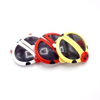 Ladybug Design Shades For Kids (Red) | Lazada Malaysia