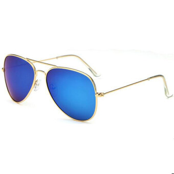 new design sunglasses  mirror glass lens design women men Sunglasses uv400 feminin brand ...