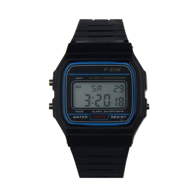 skmei 1142 mens simple fashion big led digital