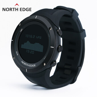 NORTH EDGE Digital Watches Men Watch with Compass ...