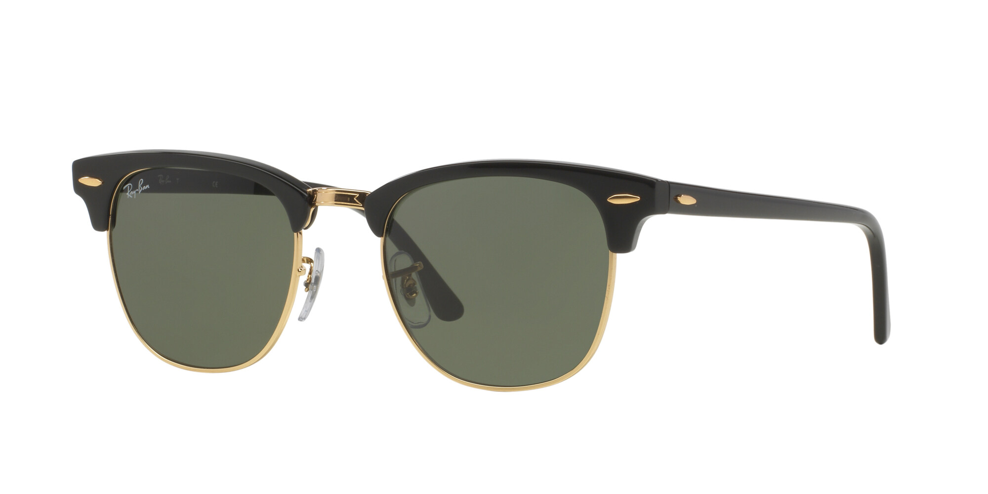 ray ban prescription sunglasses malaysia  ray ban clubmaster crystal green lenses rb3016 w0365 man sunglass
