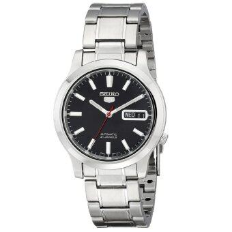 Seiko 5 SNK795K1 Automatic Gents Stainless Steel Watch (Silver& Black)