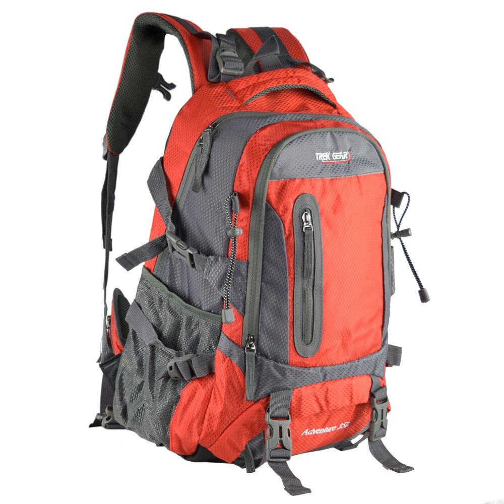 Trek Gear 35L Outdoor Backpack with Laptop compartment - TBP618 ...