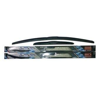 tswb toyota new estima rubber wiper blade lazada malaysia. Black Bedroom Furniture Sets. Home Design Ideas