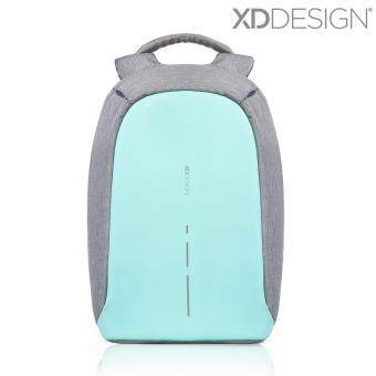 XD Design Bobby Compact (Mint Green) Free Mini Bobby Bag And Rain Cover