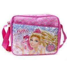 Barbie the Pearl Princess Messenger Bag BB6941 Pink