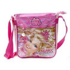 Barbie the Pearl Princess Sling Bag BB6940 Pink
