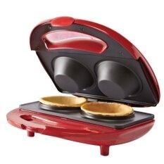 BELLA 13906 Waffle Bowl Maker, Red