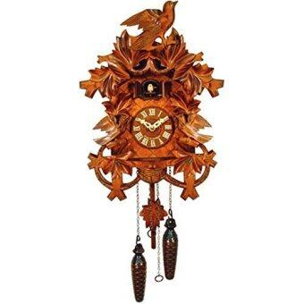 Carved yellow cuckoo bird cuckoo clock lazada malaysia - Cuckoo bird clock sound ...