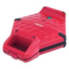 Cornell CWM-S2921RD Egg Waffle Maker (Red)