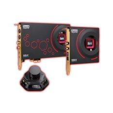 Creative Sound Blaster ZxR SBX PCIE Gaming Sound Card (FG SB1510)