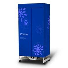 Deerma Clothes Dryer - Dry Clothes In Home without Sun Fast (Blue)