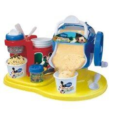 Disney Hand-made Ice Cream Machine Mickey Mouse