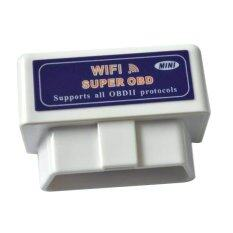 Elm327 Ios Wifi (White)