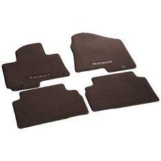 Genuine Hyundai Accessories 2SF14-AB300MBS Brown Carpeted Floor Mat with Tuscon Logo for Hyundai Tucson (Intl)