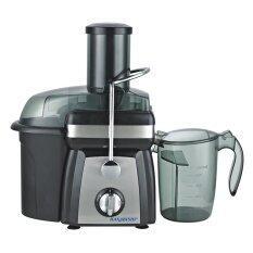 Hanabishi Juice Extractor HA 8080J Black & Silver