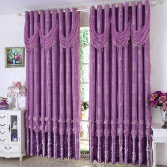 Home d cor bedroom chiffon fashion tulle windows yarn for B m living room curtains