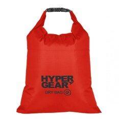 Hypergear Dry Bag Q 3L - Red