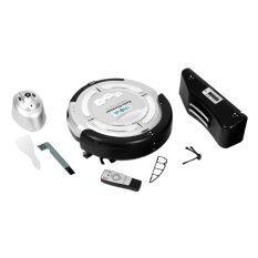 I-ROVA Robotic Vacuum Cleaner M-H488 Silver