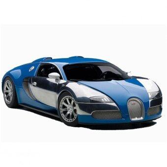 import 1 18 autoart 70956 bugatti veyron ledition centenatre blue lazada malaysia. Black Bedroom Furniture Sets. Home Design Ideas