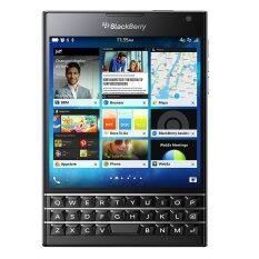 "(IMPORT)BlackBerry Passport 32GB LTE 4.5"" Quad-core 2.26Ghz Black"